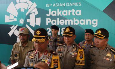 Polisi Pastikan Pengamanan Asian Games 2018 di Kabupaten Tangerang Santun dan Humanis