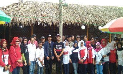 Relawan Prabowo-Sandiaga