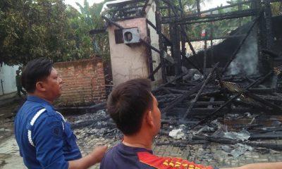 Kebakaran di Kecamatan Citangkil
