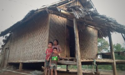 Ramsiah, keluarga miskin di Cibitung Pandeglang