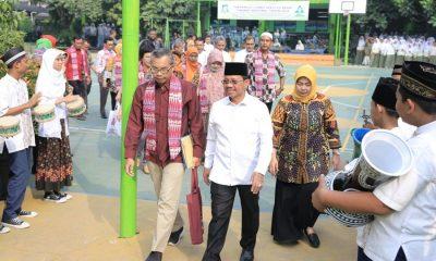 Sachrudin di SMPN 9 Kota Tangerang