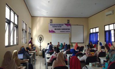 Sosialisasi Teaching Factory SMKN 2 Rangkasbitung