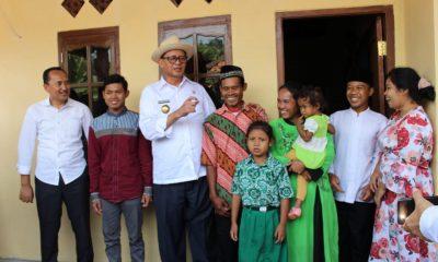 Tangani Rumah Tak Layak Huni di Kabpaten Lebak, Pemprov Banten Gelontorkan Anggaran Rp 4,5 M