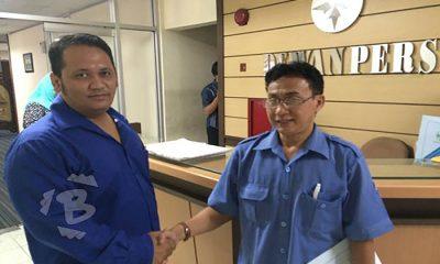 Gubernur Banten Wahidin Halim atau WH Serukan Boikot Radar Banten WH Juga Sebelumnya ADUKAN EMPAT MEDIA LOKAL KE DEWAN PERS