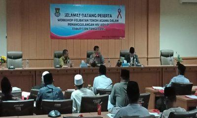 Worshop Penanggulangan HIV Aids di Tangerang