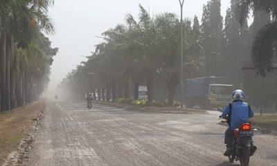 Warga Keluhkan Polusi Udara di Krakatau Industrial Estate Cilegon