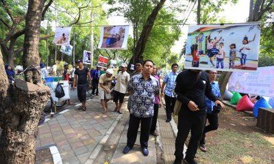 Wali Kota Tangerang Arief R. Wismansyah Lihat Foto di Festival Visual