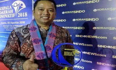 Arief R. Wismansyah Raih Penghargaan