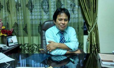 Aktivis Muhammadiyah yang juga Ketua STIE Ahmad Dahlan Tangerang Mukhaer Pakkana