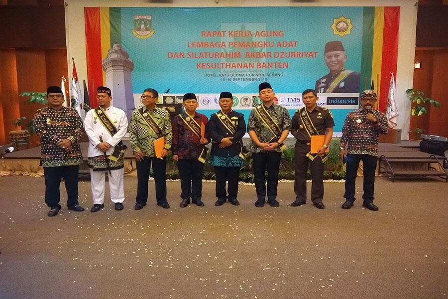 Andika dan LPA Kesultanan Banten