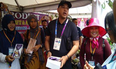 Asian Games 2018 dongkrak ekonomi lokal kabupaten Tangerang