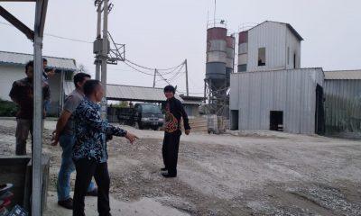 Batching Plant PT Bangun Beton di Cipocok Jaya