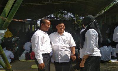Caleg PKS Hadiri Ospek Mathla'ul Anwar