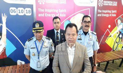 Dirjen Imigrasi Ronny Franky Sompie Cek Kesiapan Bandara Soetta Sambut Kontingen Asian Para Games