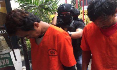 Polisi Tangkap Pengedar Sabu di Tangerang