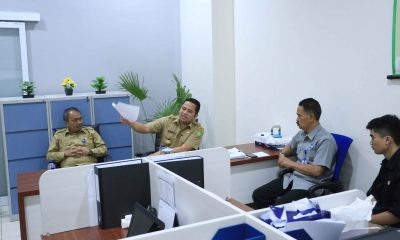 Ditongkrongi Wali Kota Pagi-Pagi, Bobrok Perusahaan Milik Pemkot Tangerang PT TNG Terungkap