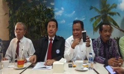 Forum Dzzuriyat Kesultanan Banten Tanggapi Deklarasi Bambang