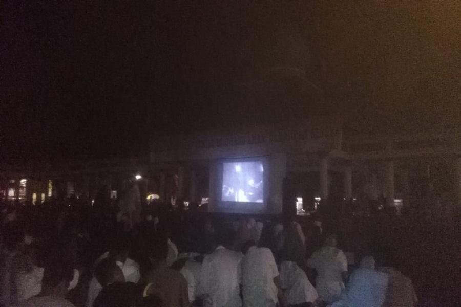Nobar Film G30S/PKI di Kota Serang