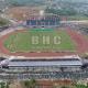 FOTO UDARA STADION BENTENG TARUNA DARI SUDUT TIMUR