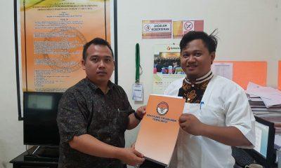 Ferry Renaldi, alumni Untirta Pelapor dugaan kampanye Ma'ruf Amin