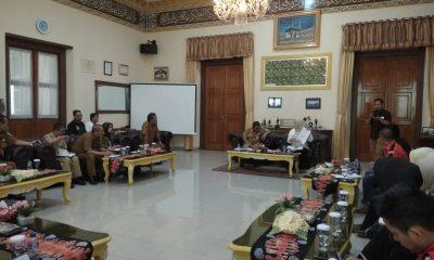 Front Pembela Honorer Indonesia minta Bupati Pandeglang Terbitkan Perbup Honorer
