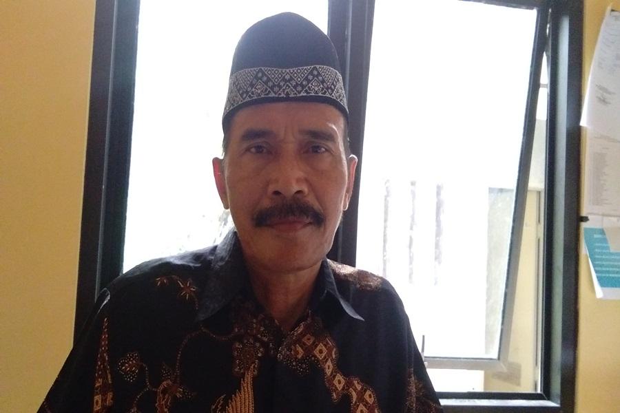 Kasi Prasarana Dishub Pandeglang, Abdul Salam