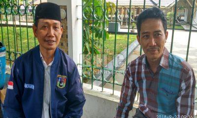 Ketua DPC Partai Gerindra Kabupaten Lebak, Oong Syahroni