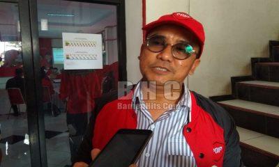 Ketua Dekopinwil Banten yang juga KETUA TIM KAMPANYE JOKOWI-MA'RUF BANTEN ASEP RAHMATULLAH 19 SEPTEMBER 2018