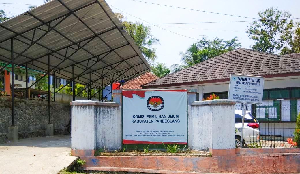 Kantor KPU Pandeglang