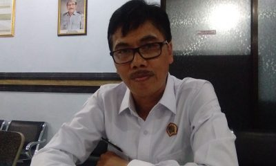 Kepala BPN Pandeglang Teguh Wieyana