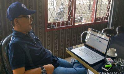 Kepala Badan Pendapatan Daerah atau Bapenda Kabupaten Lebak Hari Setiono