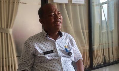 Kepala Dinas Satpol PP Kota Cilegon Juhadi M. Syukur