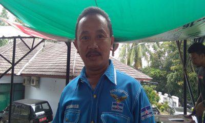 Ketua DPC Demokrat Pandeglang Yoyon Sujana-ok