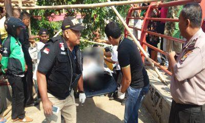 Mayat Pria di Sungai Cisadane Tangerang