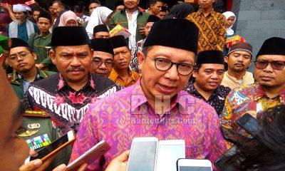 Lukman Hakim SaifuddinBabinsa