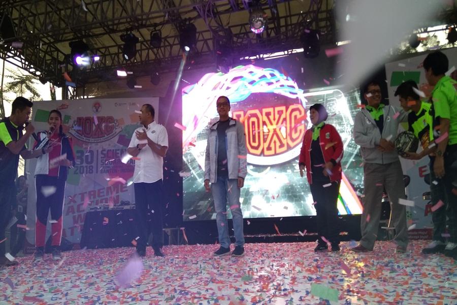 Indonesia Open X-Sports Championship di Tangerang