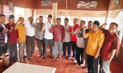 Ketua DPC PDI Perjuangan Pandeglang Yadi Morudi Ketua Tim Kampanye Jokowi