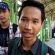 Martin Korlap aksi mahasiswa Untirta yang demo tolak ma'ruf amin