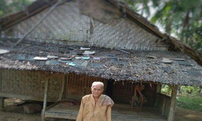 Pasutri di Pandeglang Tinggal di Gubuk