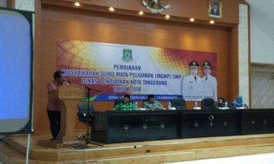 MGMP SMP Dindik Kota Tangerang