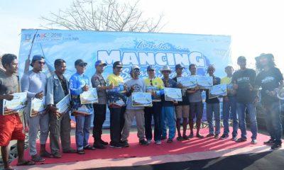 Lomba Mancing Kabupaten Serang