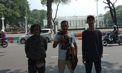 Pemuda Banten Tagih Janji Jokowi