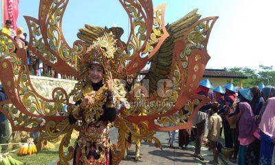 Pembukaan Festival Pesona Tanjung Lesung