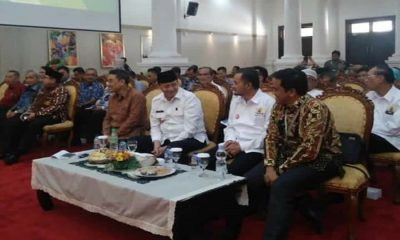 Gubernur Banten Hadiri MoU Pembentukan KAD