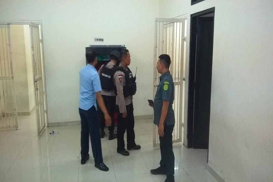 Pengadilan Negeri Serang Diancam Bom