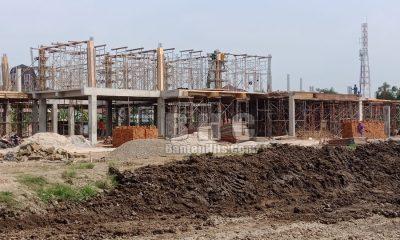 Pembangunan Gedung DPMPTSP Cilegon Lambat