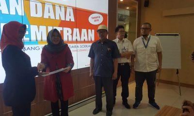 PT Angkasa Pura II Salurkan Rp1,2 Miliar Kepada Warga Sekitar Bandara Soekarno-Hatta-1