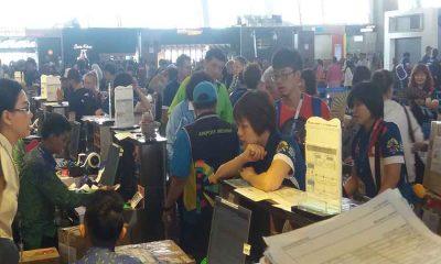 Puncak Arus Kepulangan Atlet dan Official Asian Games 2018 di Bandara Soetta