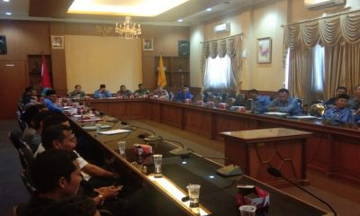 KPU Kota Cilegon Rakor Jadwal Pemilu