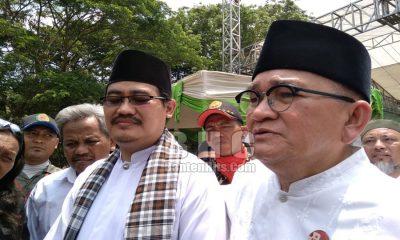 Ruhut Sitompul di Tangerang